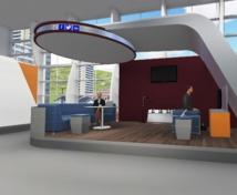 Présentation des halls virtuels du salon DocExpo