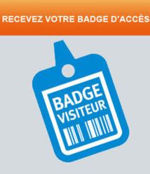 Réservez votre e-Badge visiteur DocExpo 2016