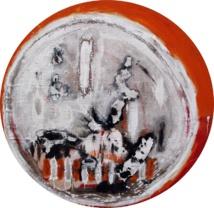 Les toiles de l'artiste-peintre marocain Zine El Abidine El Amine orneront ce mois de Juin 2017, la galerie du Salon Virtuel DocExpo.