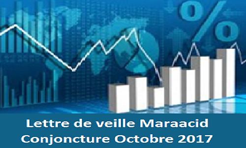 Lettre de veille CND Maraacid Conjoncture Octobre 2017