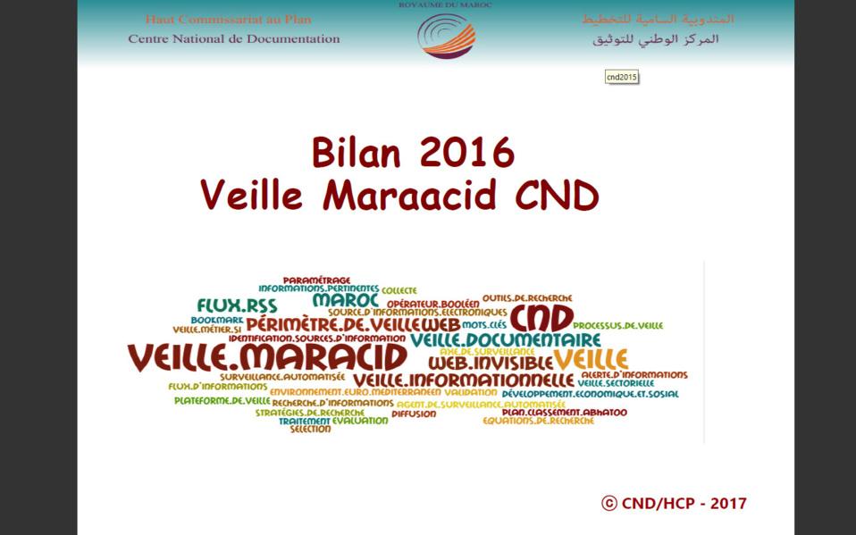 Maraacid CND 2016