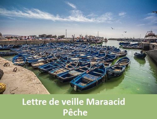 Lettre de veille CND Maraacid Pêche Octobre 2017