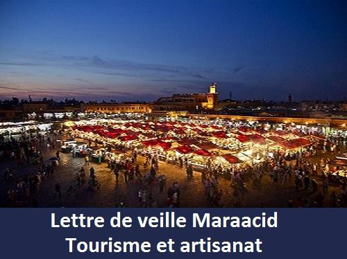 Lettre de veille CND Maraacid Tourisme et Artisanat Octobre 2017
