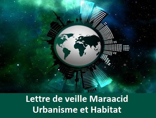 Lettre de veille CND Maraacid Urbanisme et habitat Octobre 2017