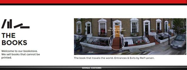 Google repense le livre, pour un usage numérique uniquement