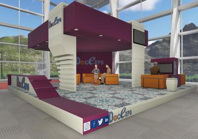 CND DocExpo : Un salon virtuel pour la veille et la documentation avec une vision 2.0 !