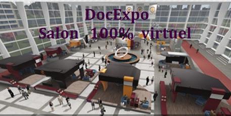 DocExpo : Ouverture aux e-visiteurs