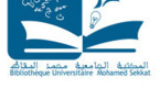 La Bibliothèque Universitaire Mohamed Sekkat