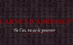 CARNET D'ADRESSES®