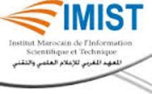 L'Institut Marocain de l'Information Scientifique et Technique expose à DocExpo