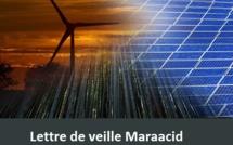 Lettre de veille CND Maraacid Energie et mines Octobre 2017