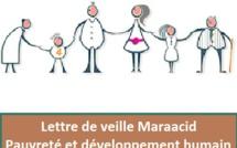 Lettre de veille CND Maraacid Pauvreté et développement humain Octobre 2017
